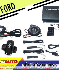 Đề nổ từ xa Kingauto Ford